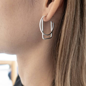 circ earrings from J.anne curated by pu·rist