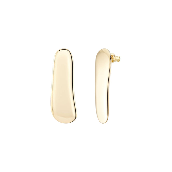 Fingerprint Earrings Earrings from Wonther curated by pu·rist
