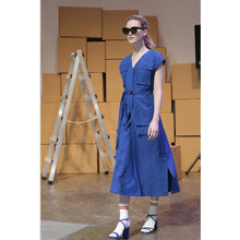 Load image into Gallery viewer, Utility Pant-like Dress-Dress-Charlotte Ng Studio-pu·rist