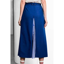 Load image into Gallery viewer, Pleating Utility Skirt-Skirt-Charlotte Ng Studio-pu·rist