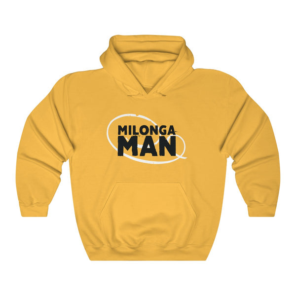 Milonga Man Hooded Sweatshirt