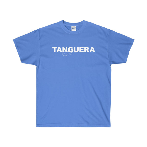 Tanguera Tee - White Lettering