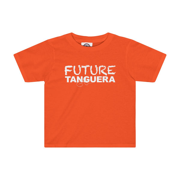 Tanguera Kids Tee - white lettering