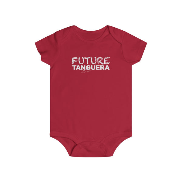Future Tanguera Onsie - White Letters