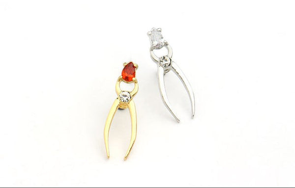 Dental Forcep Inspired Brooch Pin Dentist Jewellery - Dental Desire.com