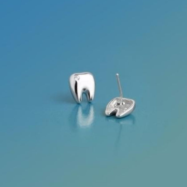 Beautiful Teeth Design Earrings - Dental Desire.com