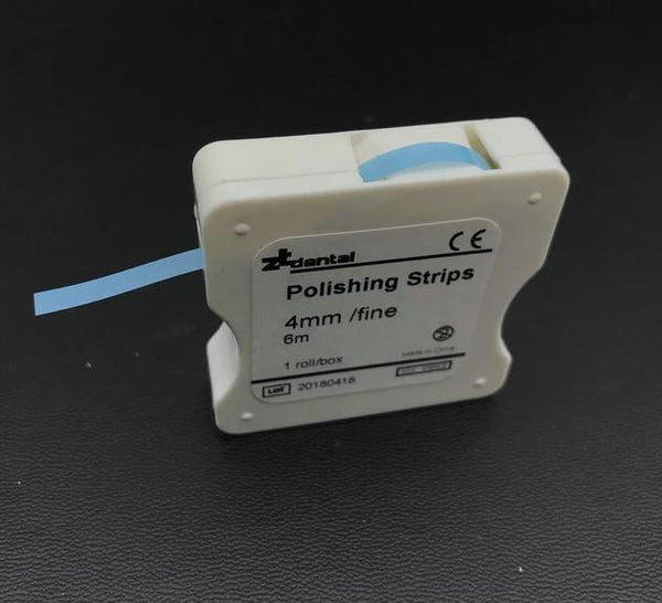 Dental Polishing / Sanding Strip 4mm 1Roll - Dental Desire.com