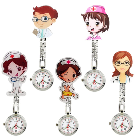 Pocket Watches For Medical And Dental Staff