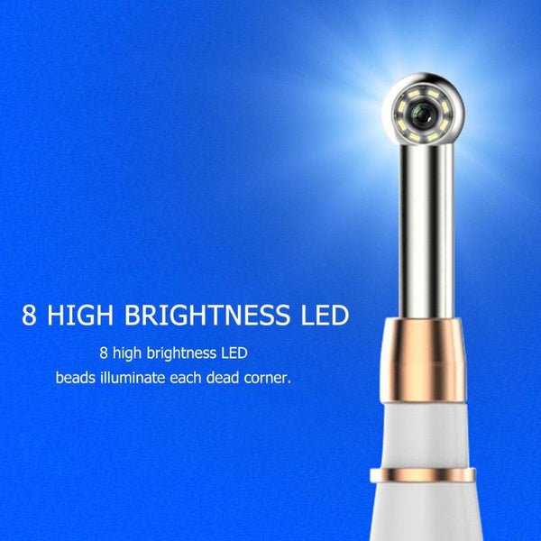 720P WIFI  Waterproof Intraoral Camera With LED Light - Dental Desire.com