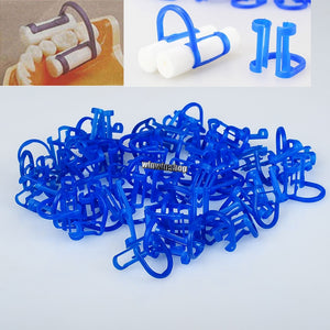 Cotton Roll Holder Clip Disposable Dental Lab Tool -100pcs/kit - Dental Desire.com