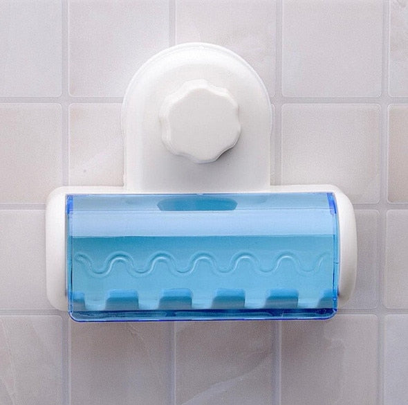 Dust-proof Toothbrush Holder  For Toothbrushs Suction Holder Wall Stand Hook - Dental Desire.com