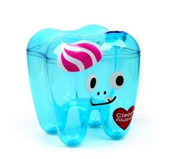 Cute tooth shape storage box / storage jar - Dental Desire.com