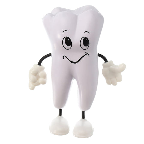Tooth Shape Jumbo Squeeze Toy - Dental Desire.com