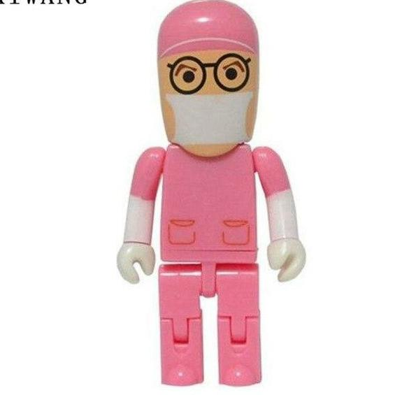 Dentist, Doctor, Nurse Shape USB flash Pen drive - Dental Desire.com