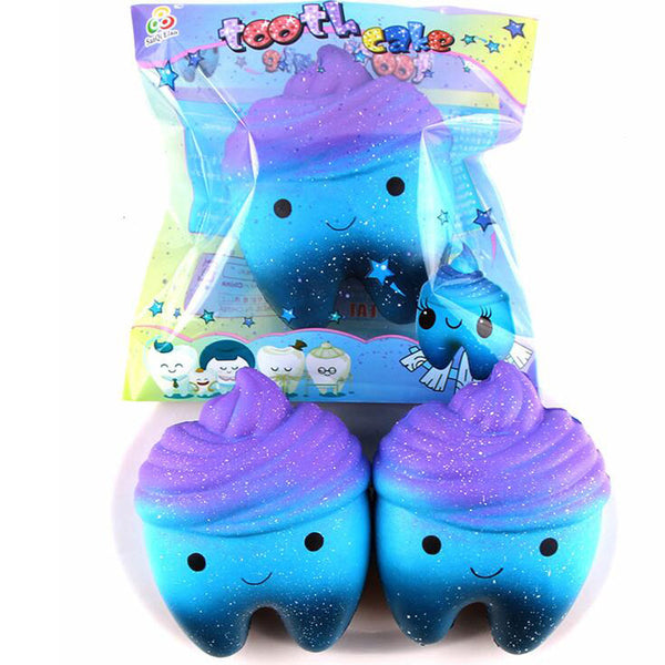Cute Tooth Squeeze Relieve Stress Fun Toy - Dental Desire.com