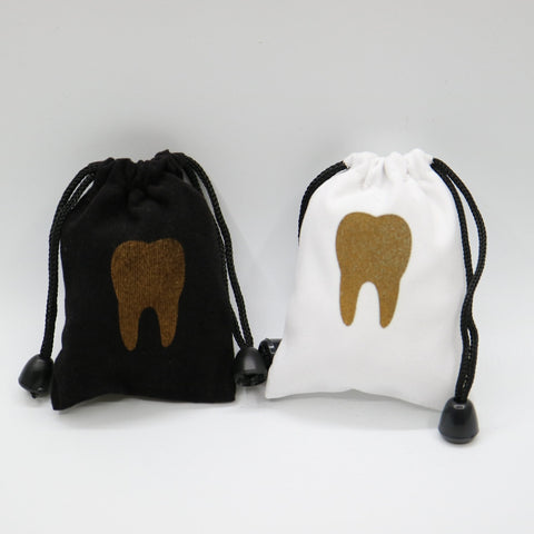 5pcs Dental clinic gift Deciduous teeth bag  baby primary teeth case - Dental Desire.com