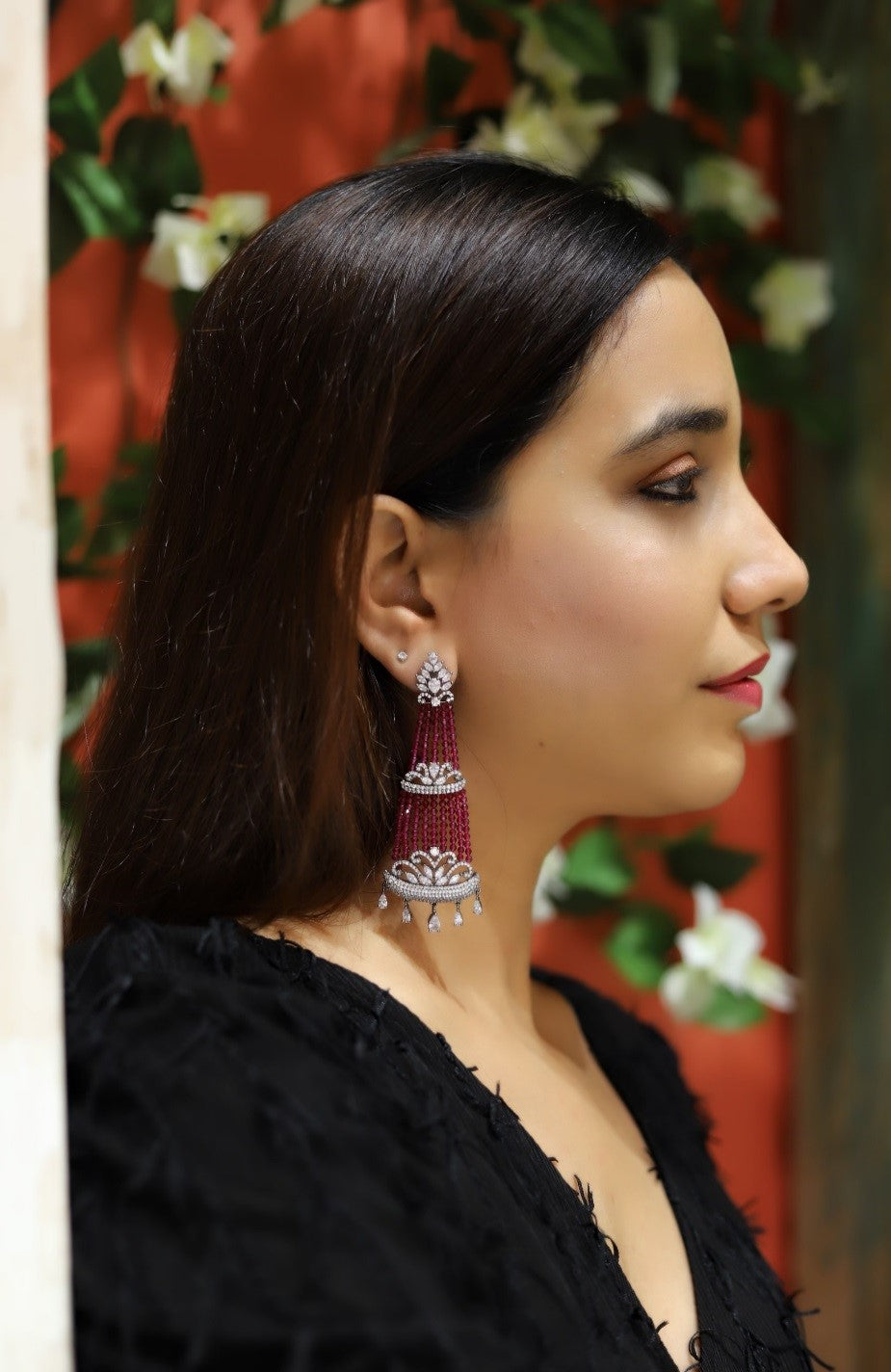 Jhumka Earrings By Sia