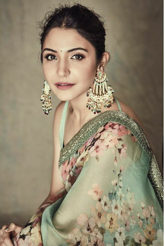 Anushka Sharma_Chandbalis