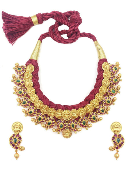 Joules By Radhika Bridal Beauty Temple Jewellery Sets L0729