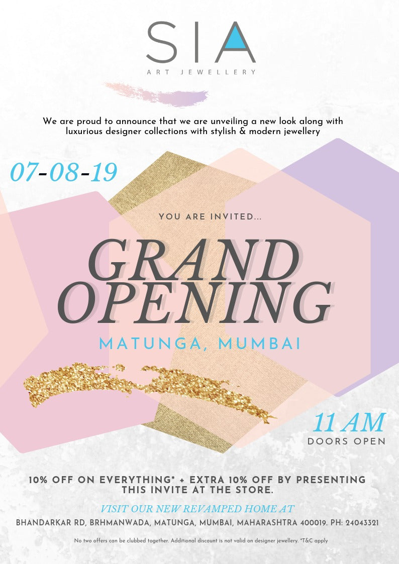 All New Matunga Store Grand Opening