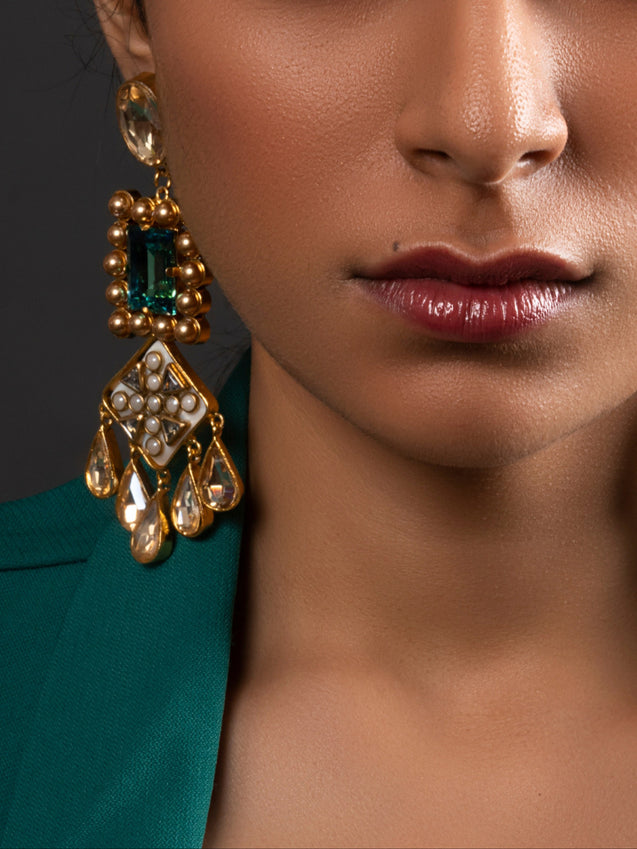 Bbling Zahara Earrings L0667 - SIA Jewellery