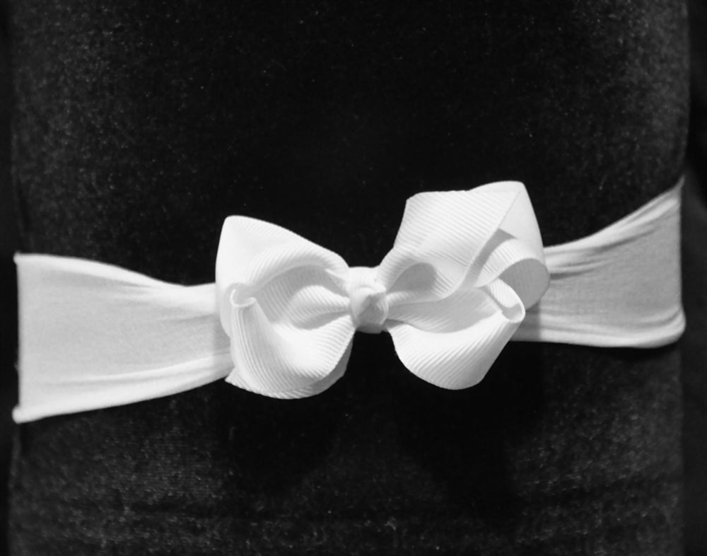 Grosgrain Nylon Hair Bow