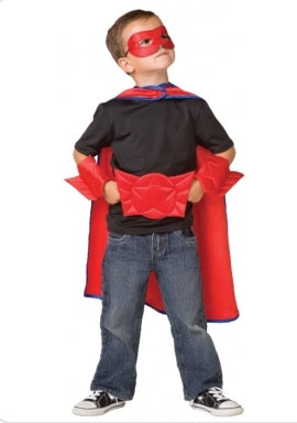 Red Hero Cape