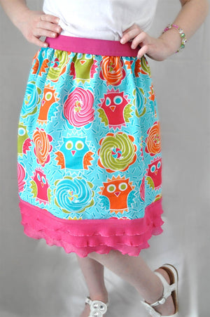 Owl Candy Shop Skirt