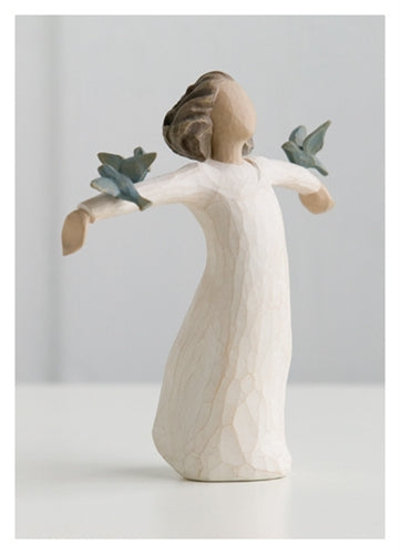 "Willow Tree ""Happiness"" Figurine"