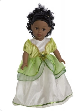 Doll Lily Pad Princess