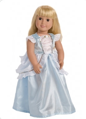 Doll Cinderella Dress