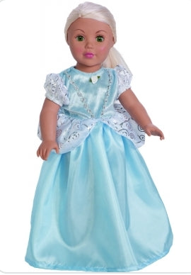 Doll Deluxe Cinderella Dress