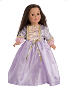 Doll Deluxe Rapunzel Dress