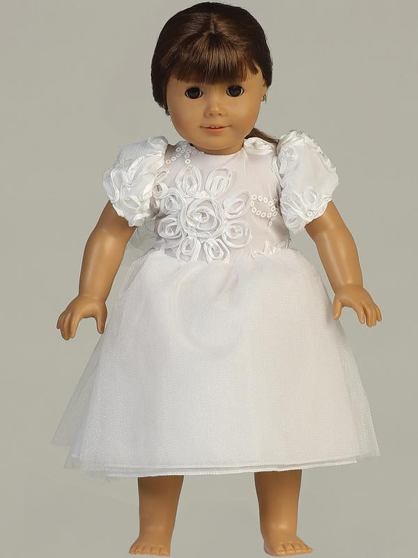 Alyssa Doll Dress