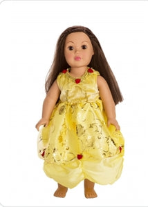 Doll Yellow Beauty