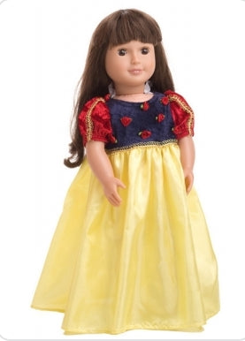Doll Deluxe Snow White