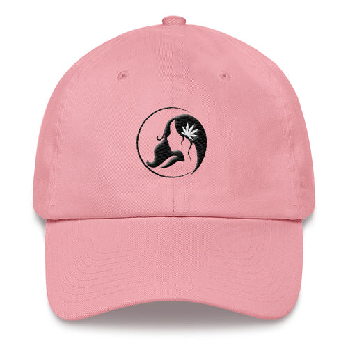 Dad hat w/ Black Logo