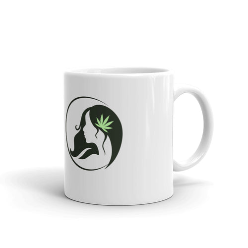 Mug w/ Dark Green Logo
