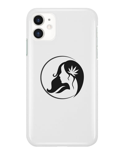 Ms. Mary's iPhone Case (Black Logo)