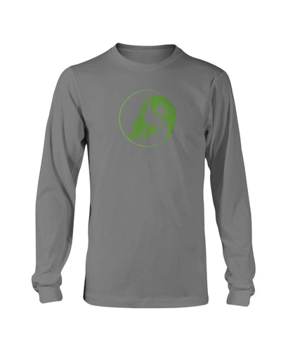 Ms. Mary's Long Sleeve Shirt (Large Green Logo)