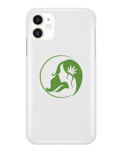 Ms. Mary's iPhone Case (Green Logo)