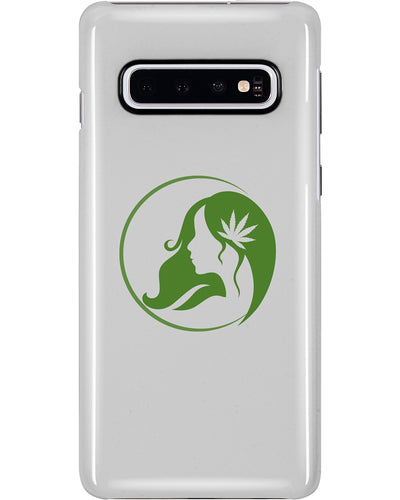 Ms. Mary's Samsung Case (Green Logo)