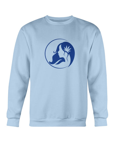 Ms. Mary's Sweatshirt (Large Blue Logo)
