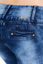 Load image into Gallery viewer, M.Michel Jeans, Push-Up - YC1620-R