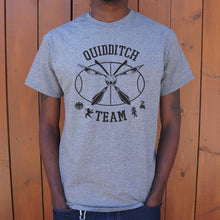 Load image into Gallery viewer, Quidditch Team Snitch T-Shirt (Mens)