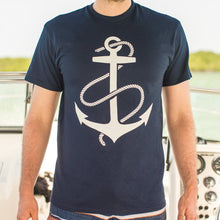 Load image into Gallery viewer, Anchors Aweigh T-Shirt (Mens)