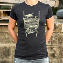 Load image into Gallery viewer, Be Kind T-Shirt (Ladies)