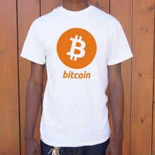 Load image into Gallery viewer, Bitcoin T-Shirt (Mens)