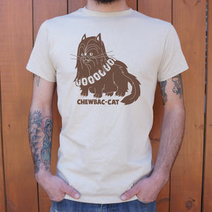 Chewbac-Cat T-Shirt (Mens)