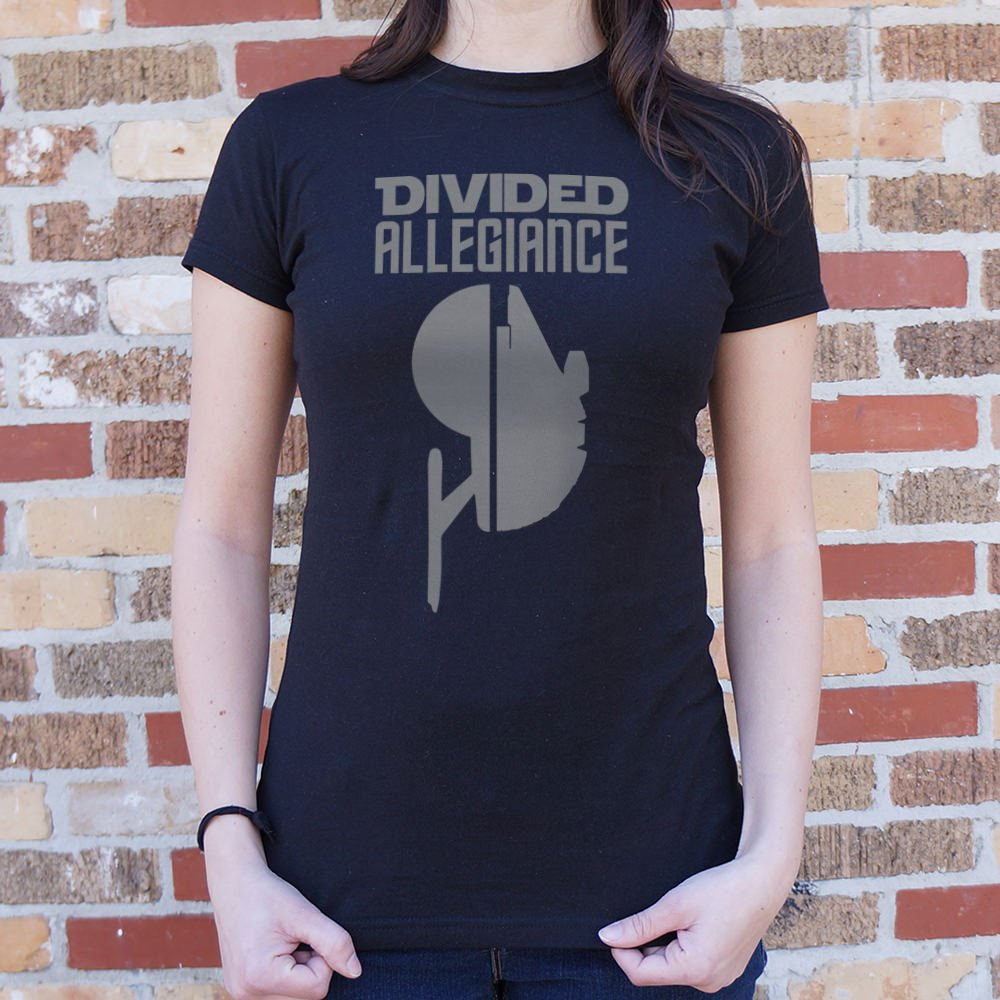 Divided Allegiance T-Shirt (Ladies)